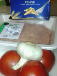 MAIN INGREDIENTS FOR DISH