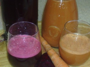 BEETS AND CARROT DRINKS