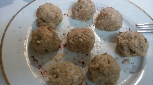SALMON/TUNA BALLS FOR BROWNING